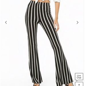Forever 21 Striped Pants